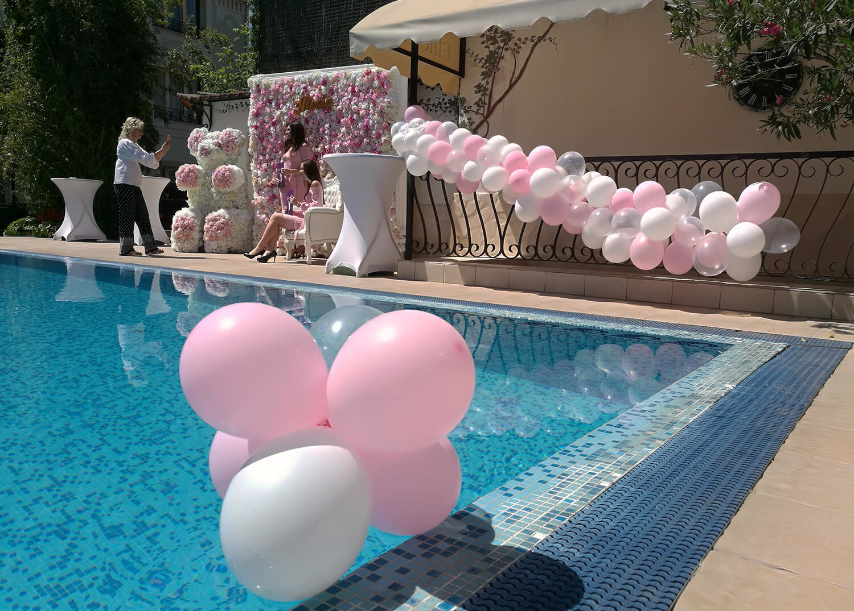 baloane in piscina balloon events 2