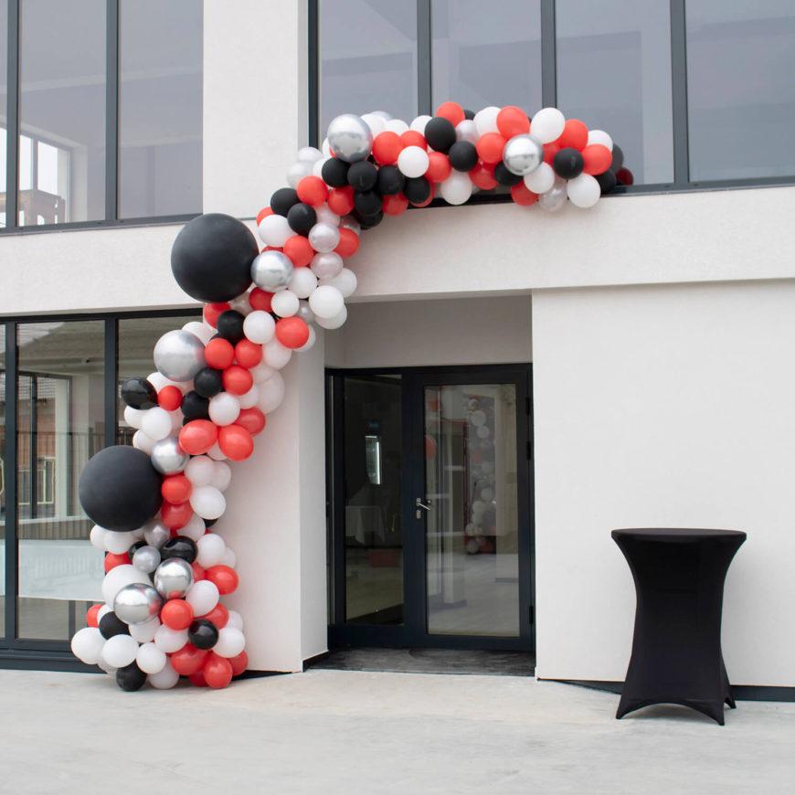 Arcadă din Baloane – Ideal pentru un Corporate Party sau Deschiderea unui magazin